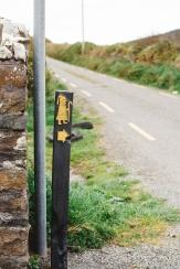 pilgrim sign